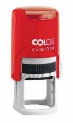 Изготовление печатей на оснастке 24 мм,